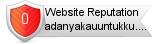 Adanyakauuntukku.blogspot.com website reputation