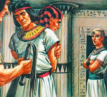 José vendido como esclavo NEOATIERRA