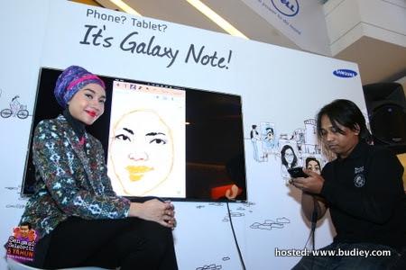 Yuna Samsung GALAXY Note