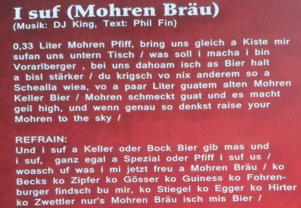 I Suf Mohren Bräu Auftrittsverbot Für Vorarlberger Hip Hop Duo