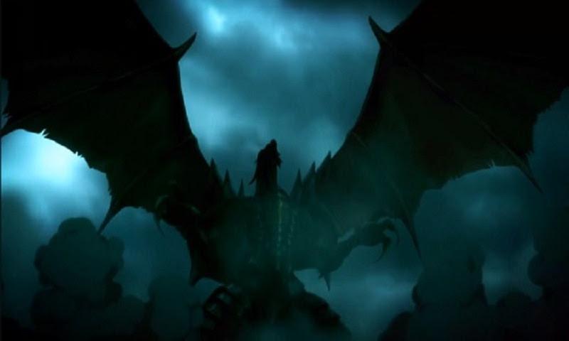 Check out these epic anime dragons, including Bahamut, Shingeki no Bahamut: Genesis!