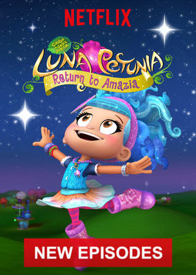 Luna Petunia: Return to Amazia - Season 2