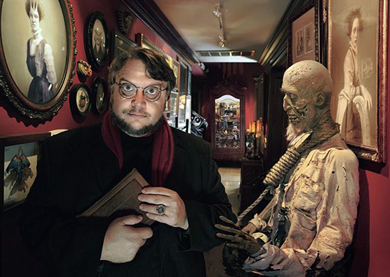 Guillermo Del Toro desenvolve antologia de terror para a Netflix