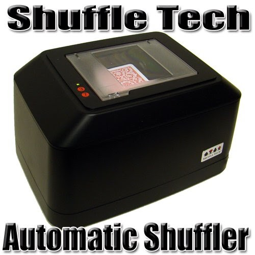 card shuffler shuffle tech professional card shuffler