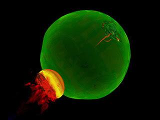Simulación de Supernova Tipo Ia