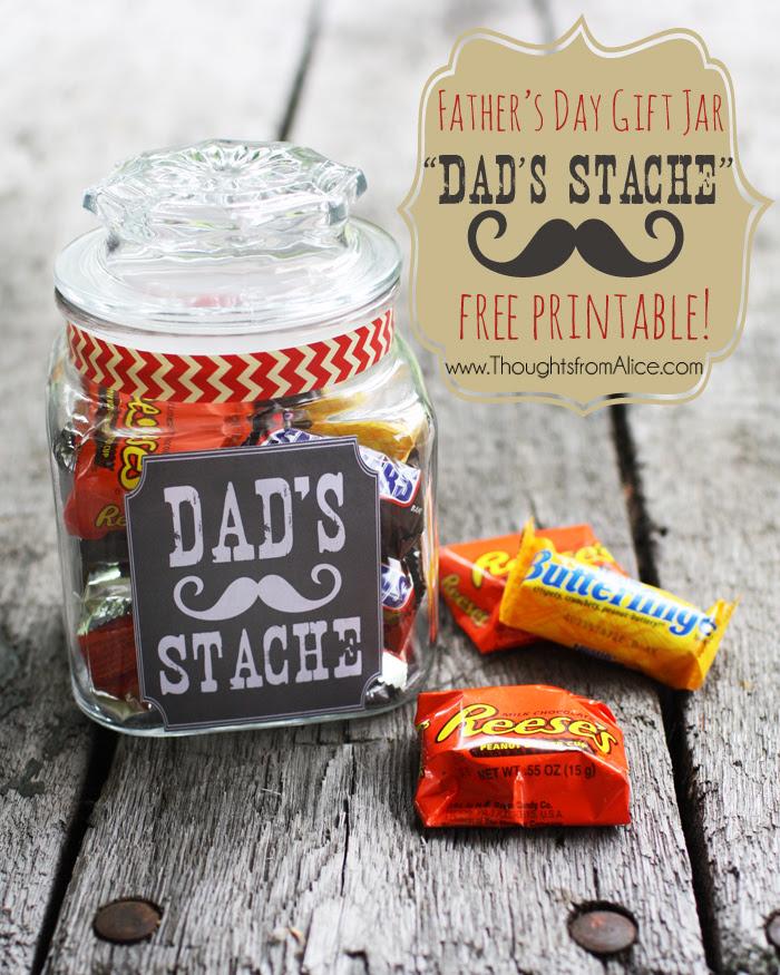 Dad's Stache