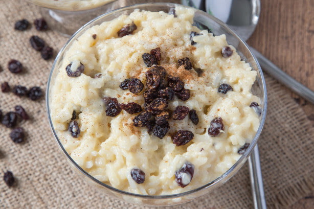 Creamy Raisin Rice Pudding Recipe - Food.com