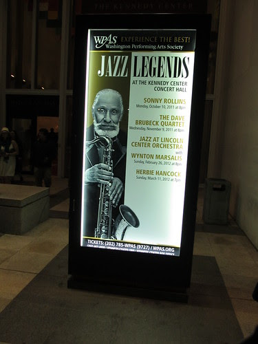 Sonny Rollins @Kennedy Center