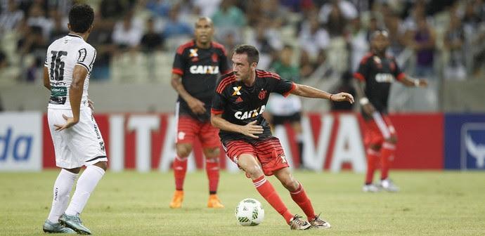 Flamengo x Ceará, Flamengo, Ceará, Castelão (Foto: Gilvan de Souza/Fla Imagem)