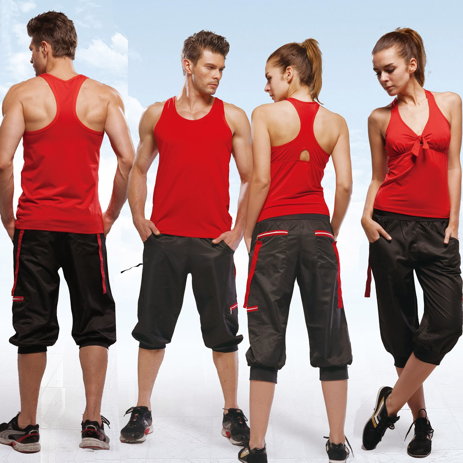 how to wear fitness clothing professionally – carey fashion