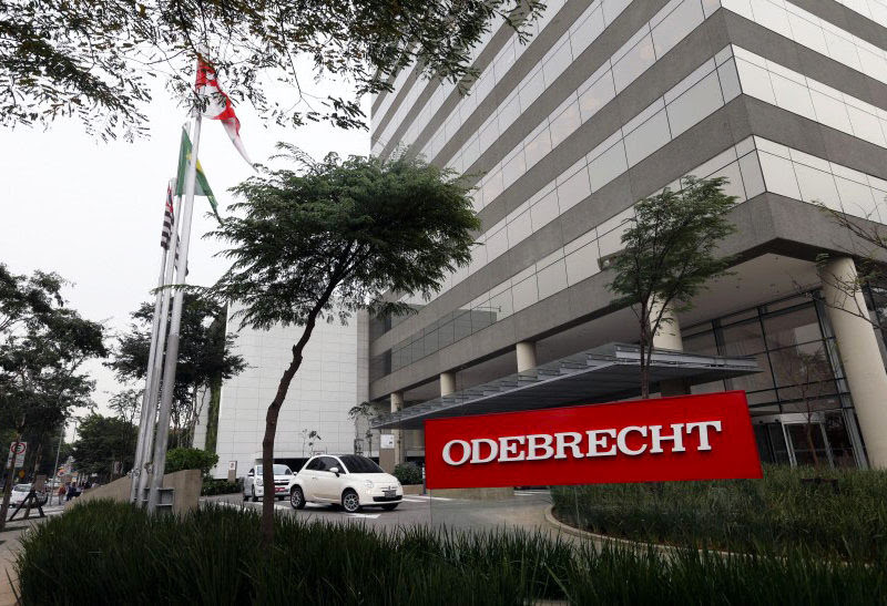 BRASIL: Hackers roban datos de base informática de la empresa Odebrecht