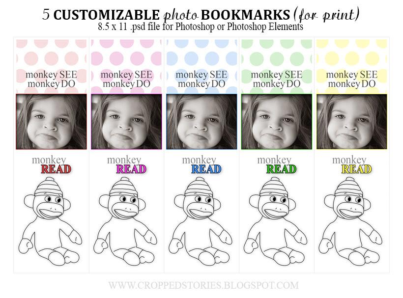 MONKEY bookmarks RS