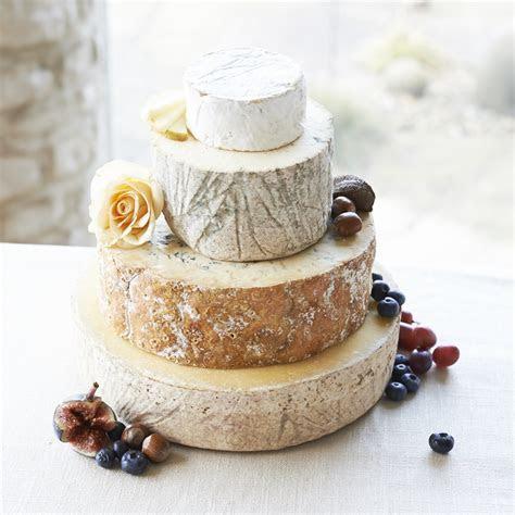 ?Agate? Cheese Wedding Cake ? The Courtyard Dairy.