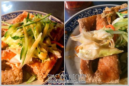 中華路蚵仔煎臭豆腐08