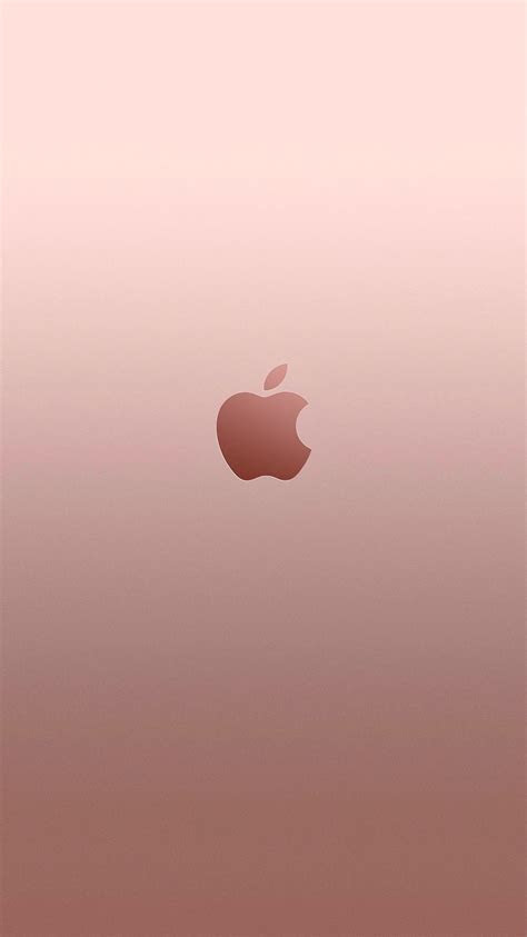 apple rose gold iphone wallpaper iphone wallpapers