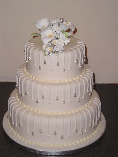 3 Tier Modern Design > Wedding Cakes > Shop by Occasion
