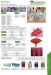 Table Linen/Table Cloth/Table Runner-P46 - Guangzhou Nantian ...