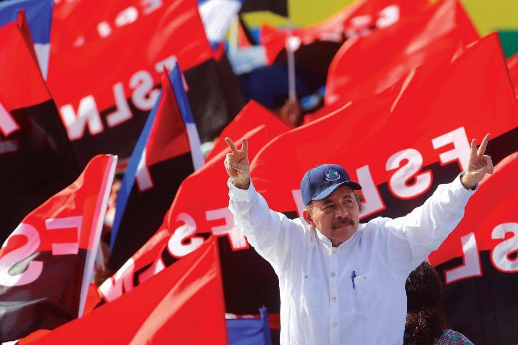 Nos últimos três meses, mais de 400 nicaraguenses foram brutalmente mortos em manifestações contra a ditadura do esquerdista Daniel Ortega