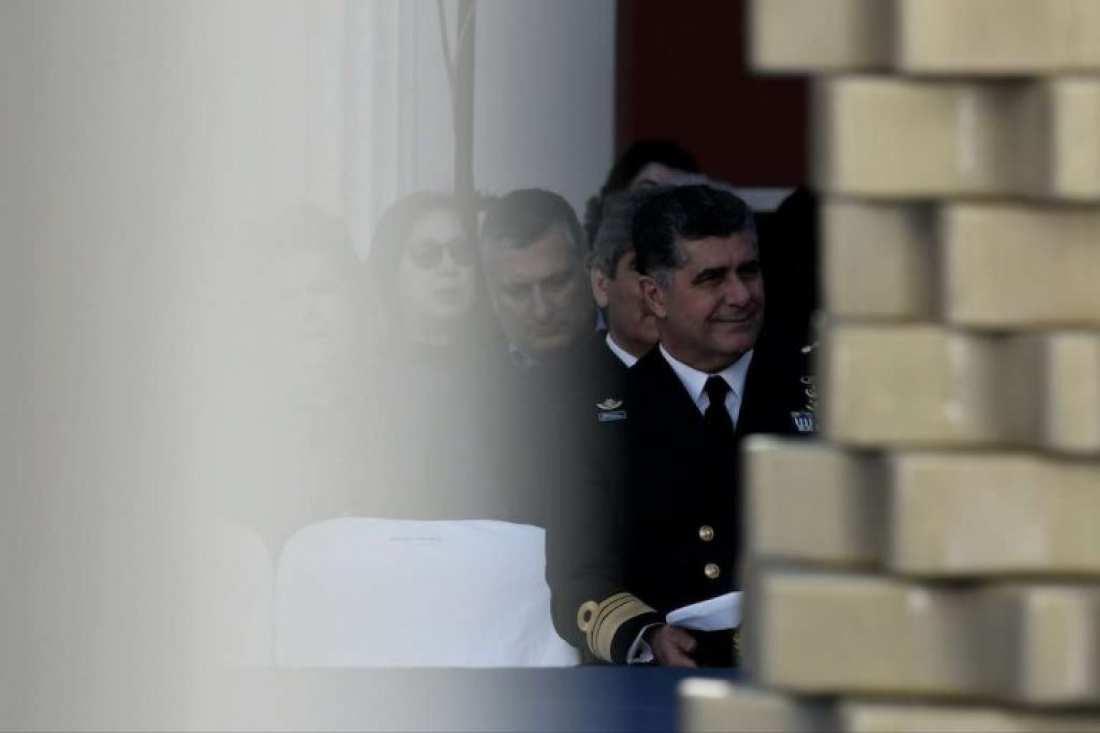 Ο αρχηγός του Ναυτικού στέλνει μήνυμα στην Άγκυρα που εξακολουθεί να προκαλεί ακατάπαυστα