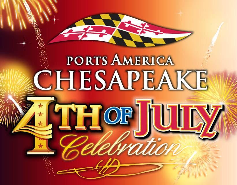 Ports America Chesapeake 4th of July Celebration