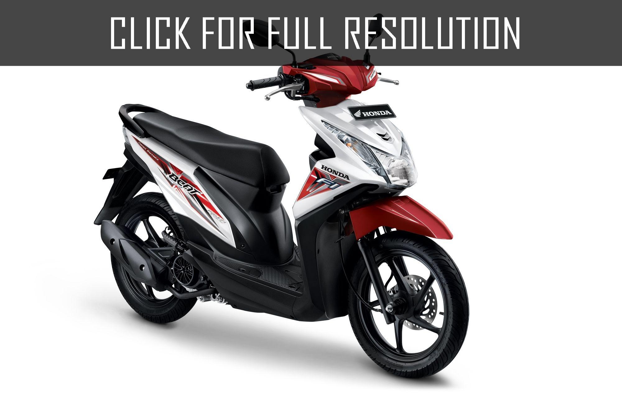 Koleksi Modifikasi Honda Beat Esp Cbs Terlengkap Kewak Motor
