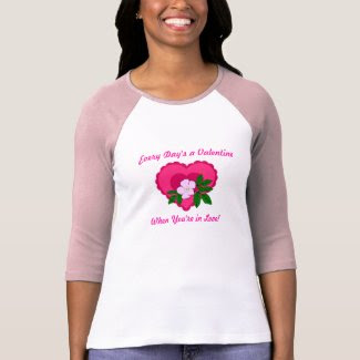 Every Day Valentine Shirt shirt