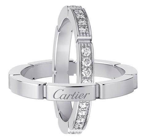 Cartier. Maillon Panthere casamento De anéis Cartier