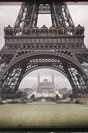 Tour Eiffel en 1912