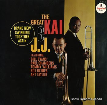 GREAT KAI & J.J., THE brand new swinging toghther again, the
