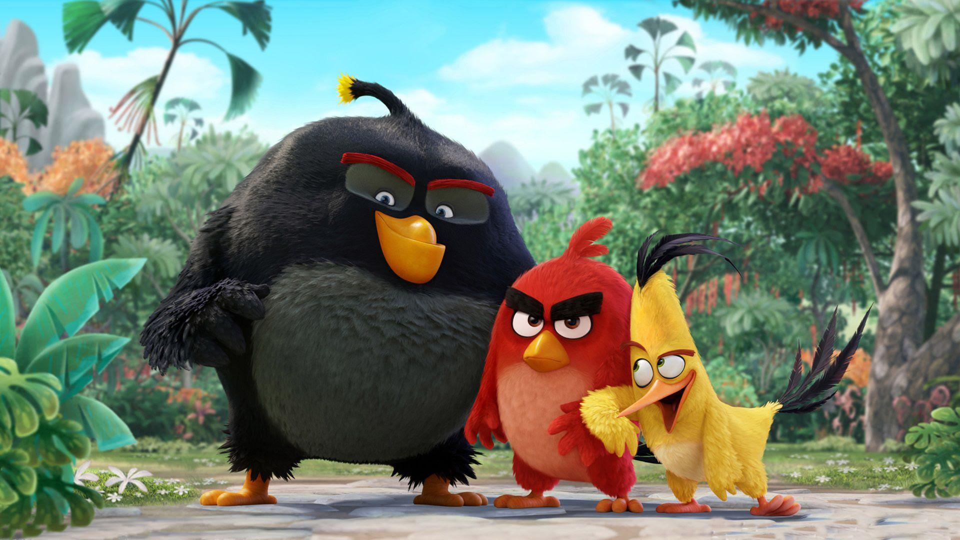 The Angry Birds Movie Photos