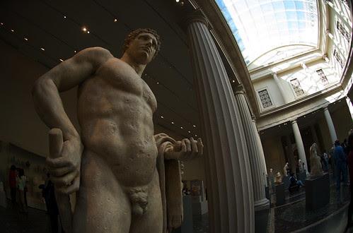 Roman sculpture at the Met