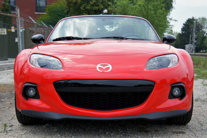2013 Mazda MX-5 Miata Club Spec Review | Web2Carz