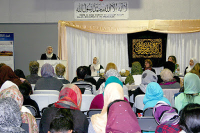 Canada: Ahmadiyya Interfaith symposium for ladies only to see scholars share views
