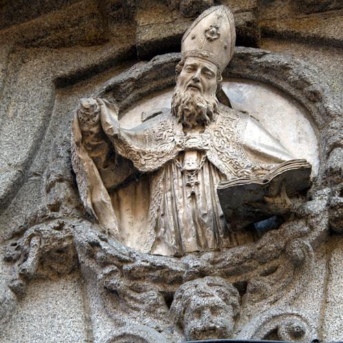 En la iglesia madrileña de San Nicolás
