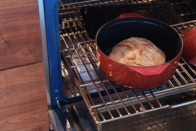 Fresh baked loaf