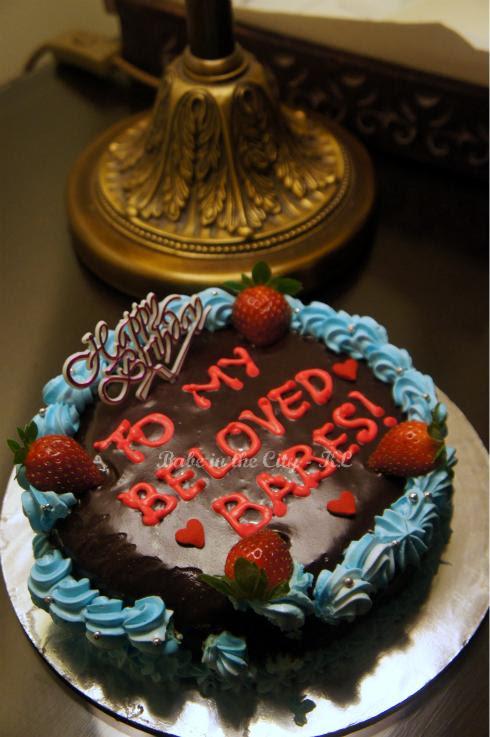 Normah Choc Cake