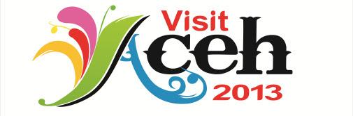 Logo resmi Visit Aceh 2013