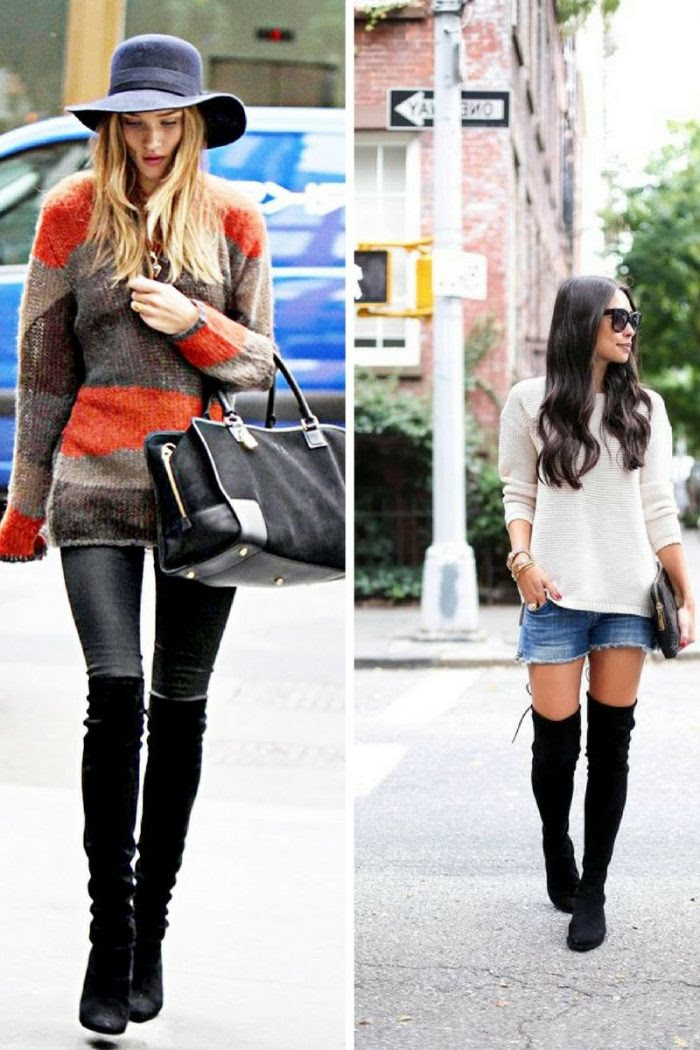 over the knee boots for women 2020  stylefavourite