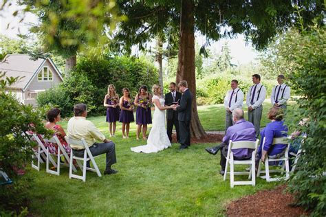 If I have an actual wedding, I want it to be a small