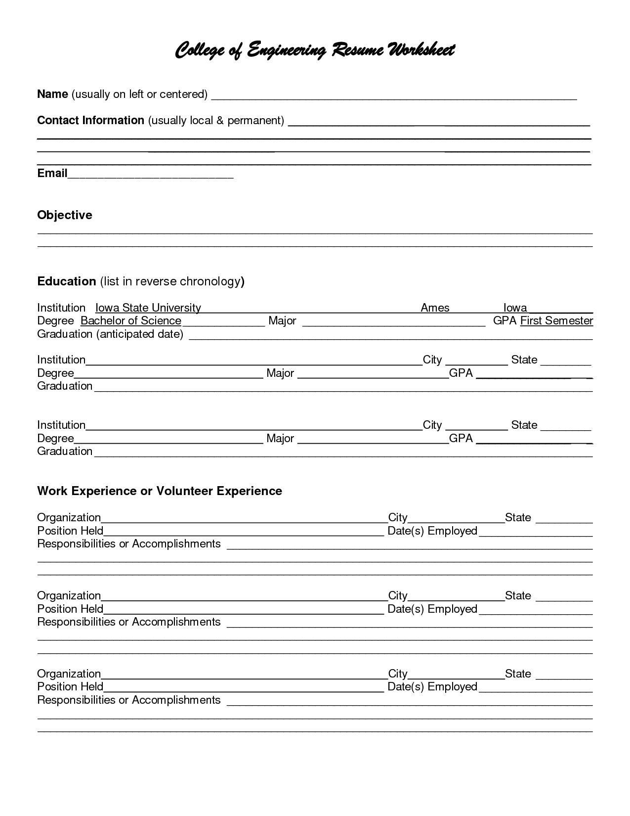 Best 25+ Simple resume examples ideas on Pinterest Simple ...