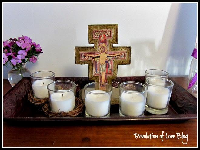 Lenten Ideas 2013 | Revolution of Love