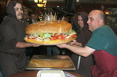 Piores invenções humanas: Fast-food