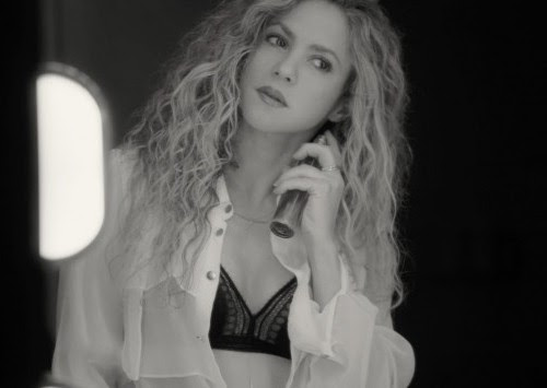 Homepage Shakira