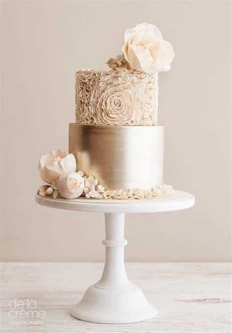 The 25  best Rose gold cakes ideas on Pinterest   Rose
