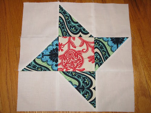 Sew. Happy. Quilt, Friendship Star