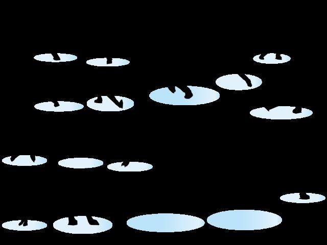 フィギュアスケートシルエットイラストまとめ10選 イラスト系