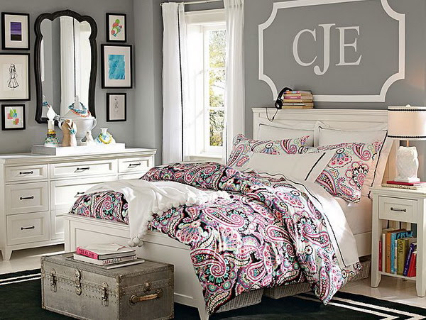 15+ Fantastic Bedrooms For Chic Teen Girls | Architecture ...