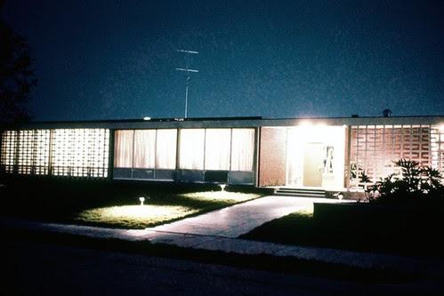 Louis J. Roussel Residence (1957)