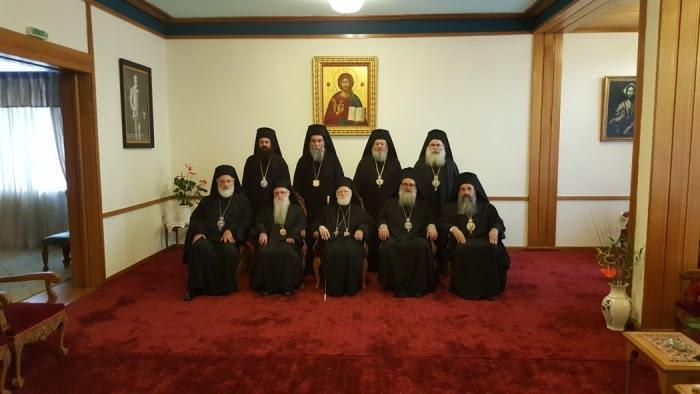 Κάνουν συστάσεις σε κληρικούς- Ανακοίνωση από την Ιερά Επαρχιακή Σύνοδο της Εκκλησίας της Κρήτης