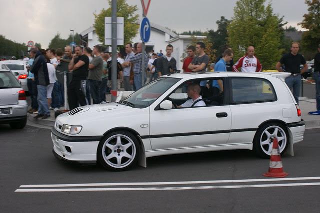 Nissan Sunny/Pulsar GTi-R